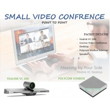 PROMO!!! Video Confrence Point to Point