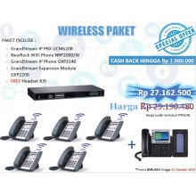 Promo Wireless Phone, For Medium Office