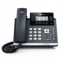 Yealink SIP T42S Ultra-Elegant Gigabit IP Phone