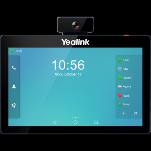 Yealink SIP - T58V Smart Media Phone IP Video Phone